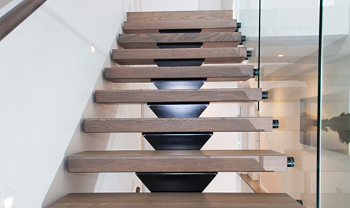 Ascendo Floating Stairs Manufacturer Nz Ackworth House