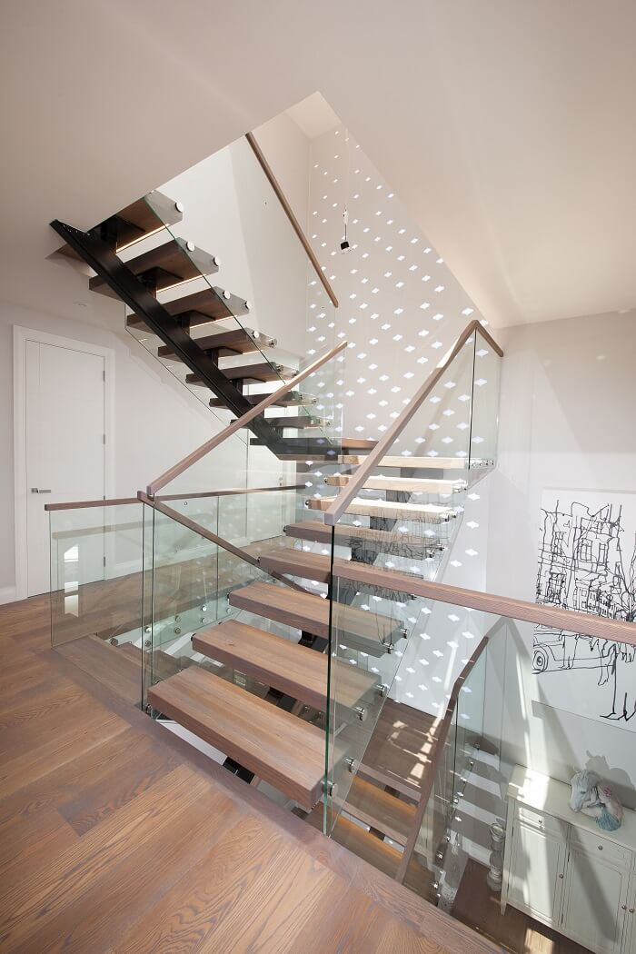 Perfect Classic Vs Modern: Design Styles To Consider For Commercial Staircases