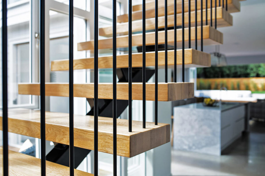 timber stair treads