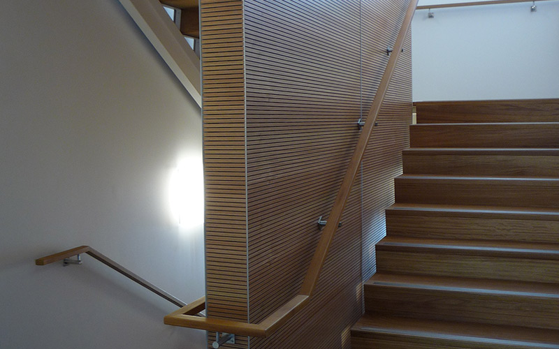 Concelare stair design