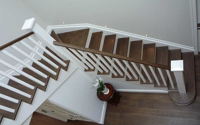 Custom stair design