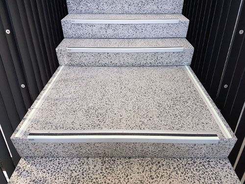 Stair Treads Concrete