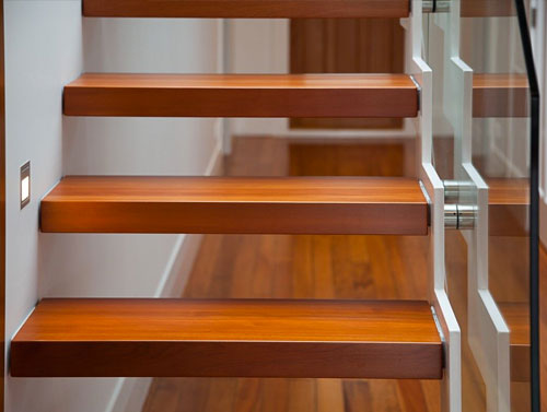 Stair Treads Timber