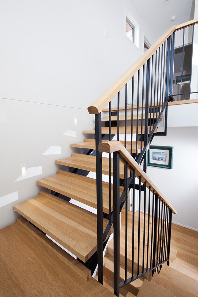 Stairway Balustrades Nz Ackworth House