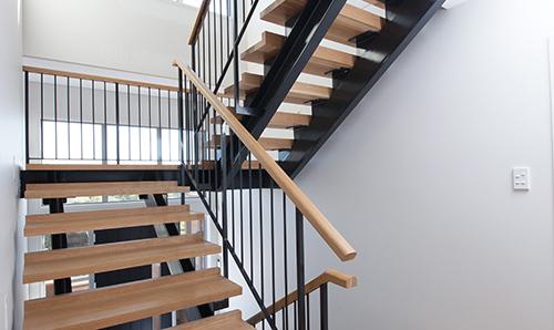 Superior Suspendo Dualis Stairs