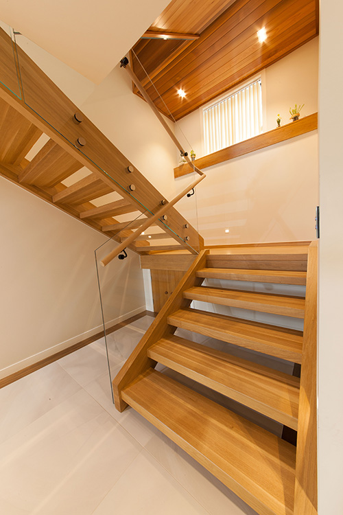 Separare Stair Design Ackworth House